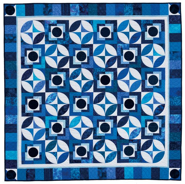 60 Best Quilting Circles And Curves Images On Pinterest