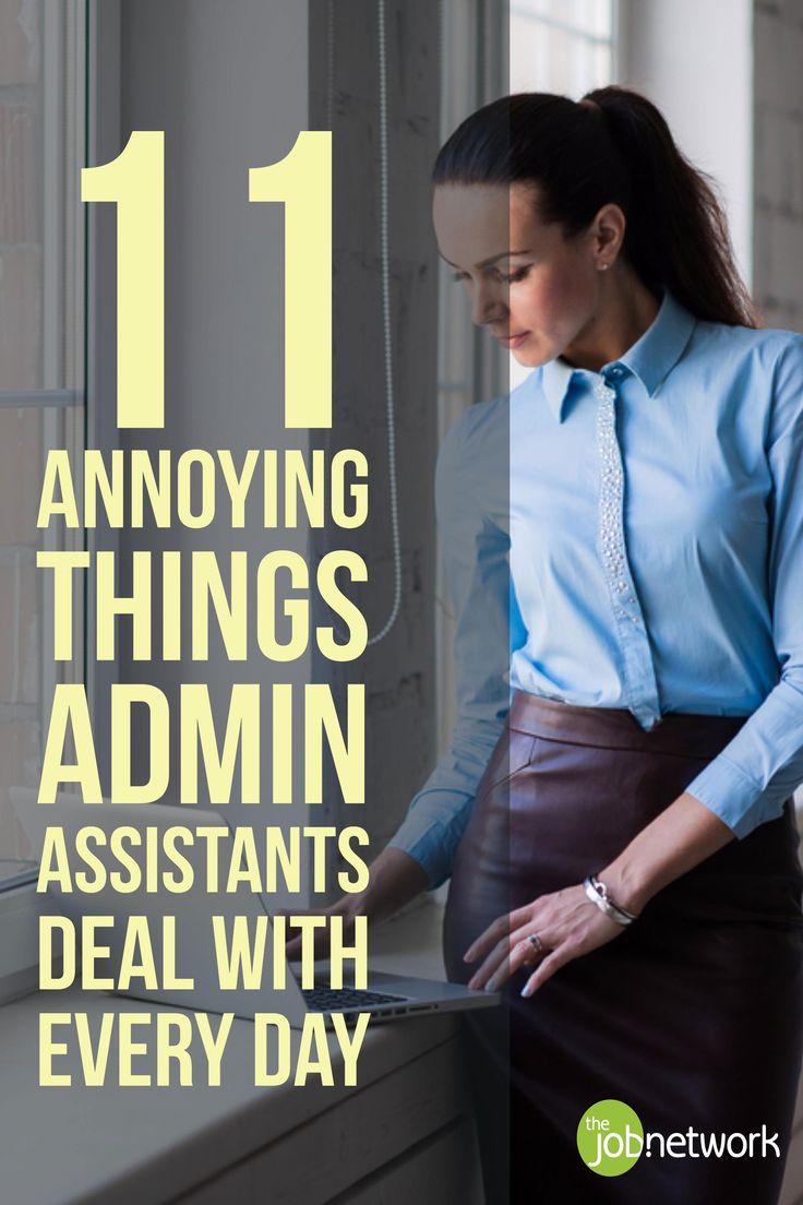 Administrative assistants work in every industry, and their jobs are extremely demanding. Here are a few challenges admin assistants face on the regular.