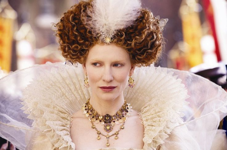 Cate Blanchett as Elizabeth I Queen of England in Elizabeth, the Golden Age, Costume design: Alexandra Byrne Elizabeth I, Elizabeth Movie, Elizabeth The Golden Age, Cate Blanchett, Isabel I, Elizabethan Era, Elizabethan Clothing, Elizabethan Fashion, Beautiful Costumes