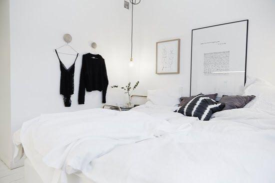Skandináv otthon: hátborzongató hófehérség - Inspirációk Csorba Anitától