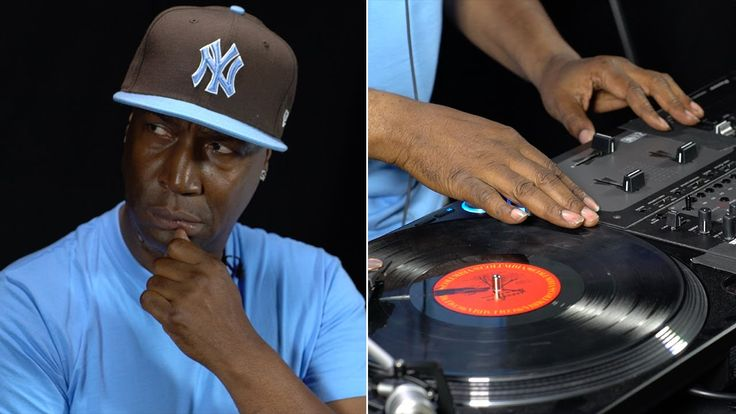 "History Lesson: Grandmaster Flash Talks ""The Theory"" Of Being A HipHop DJ & The Beginnings of Hip Hop!!"