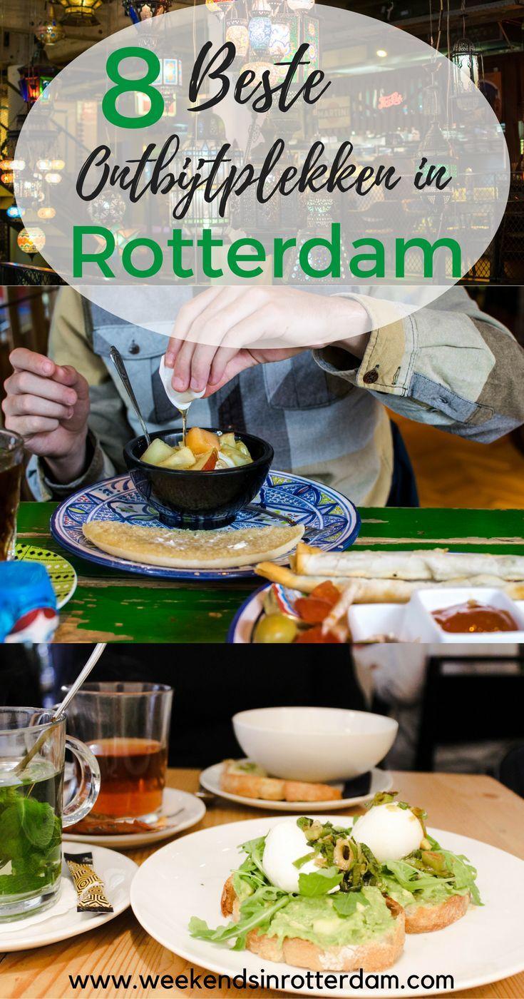 Rotterdam, Nederland, Europe, 8 Beste ontbijt plekken in Rotterdam, ontbijt in Rotterdam, lekker eten in Rotterdam, Waar kan ik lekker ontbijten in Rotterdam, Rotterdam inspiratie, Rotterdam hotspots