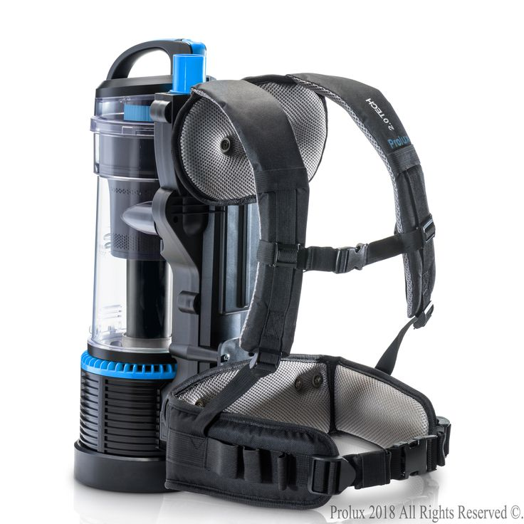 Prolux 2.0 Cordless Bagless Backpack