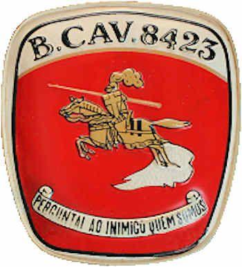 1º Companhia de Cavalaria do Batalhão de Cavalaria 8423 Angola