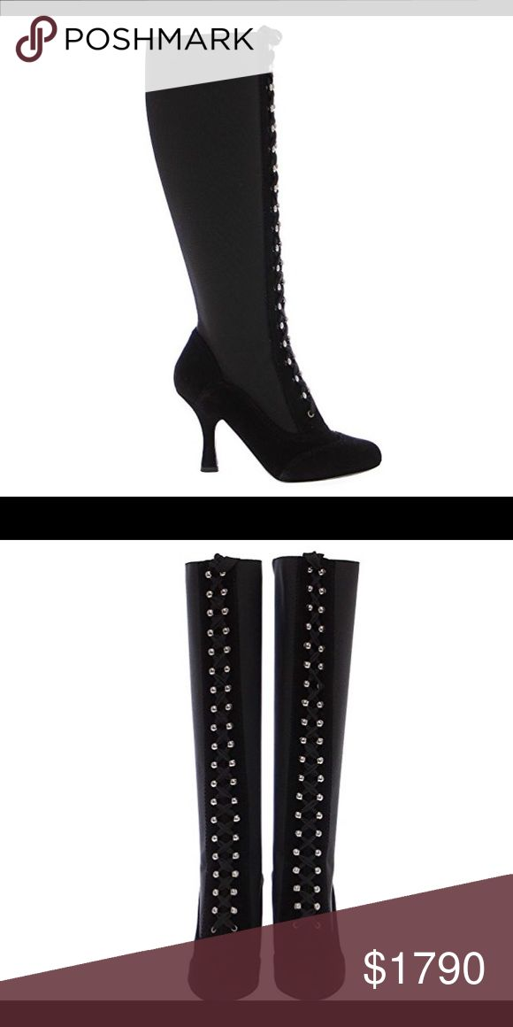 Dolce And Gabbana High hill Boots Dolce And Gabbana High hill Boots Dolce & Gabbana Shoes Heeled Boots