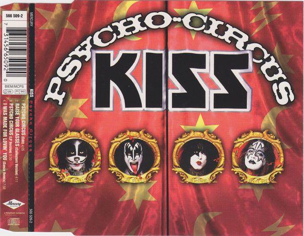 Kiss - Psycho Circus at Discogs