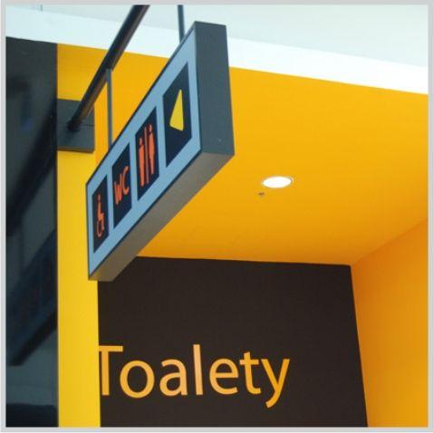 Oznakowanie toalet - www.vds.com.pl