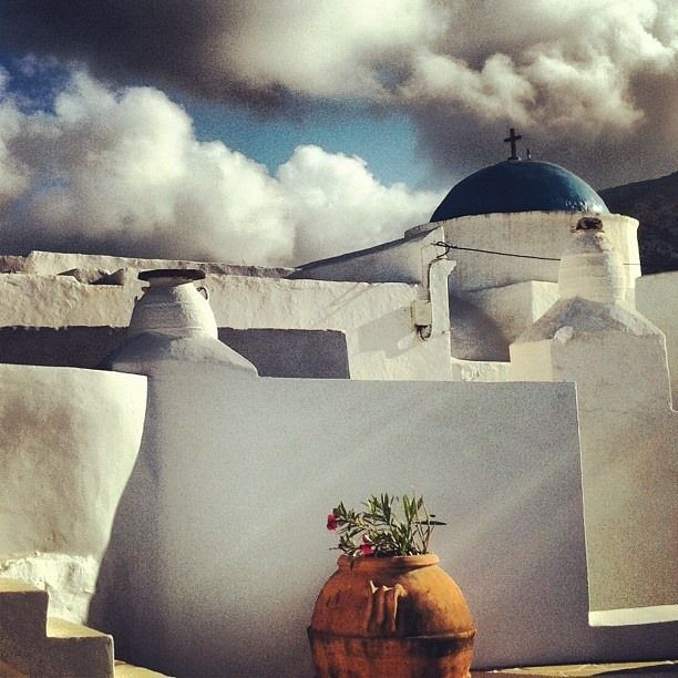 Sifnos - Photo by Theodore Ball