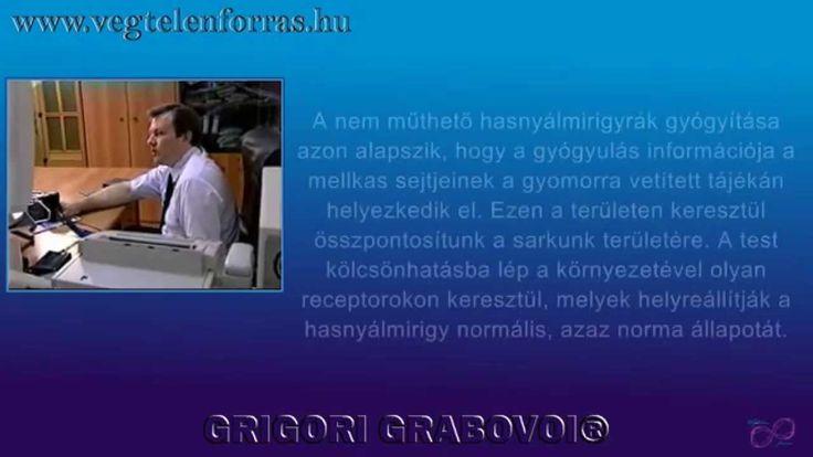 Grigorij Grabovoj: Az egészség képlete 3.