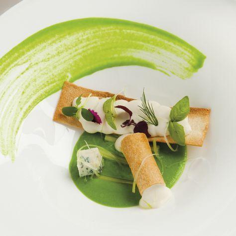 Crudité e #gorgonzola - #Ricette Antonino #Cannavacciuolo Chef