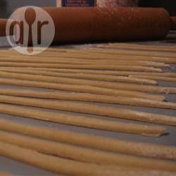 Basisrecept voor zelfgemaakte pasta @ allrecipes.nl