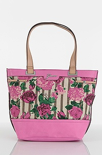 Guess Azura Small Carryall, pink