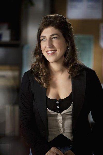 Mayim Bialik (Dr. Amy Farrah Fowler) Big Bang Theory