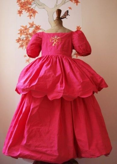 Patron robe de princesse - Petit Karel & Co