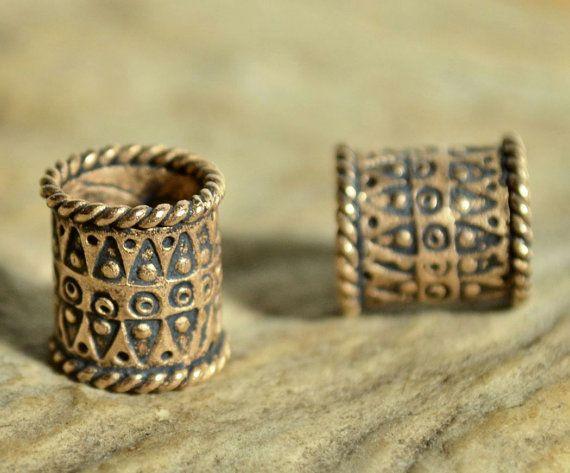 Viking-Style Dread Beads