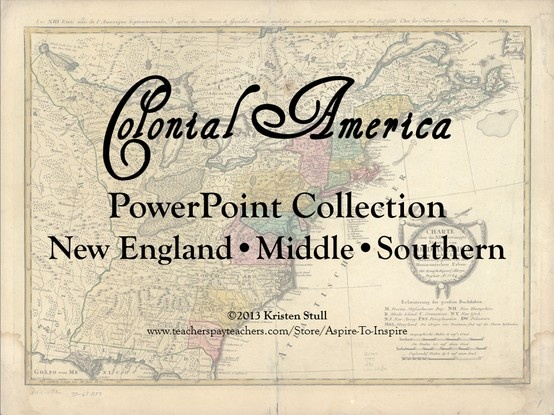 63 best school social studies ss images on pinterest 13 colonial america new england middle southern colonies powerpoint bundle toneelgroepblik