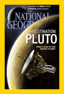 From Wikiwand: National Geographic Magazine