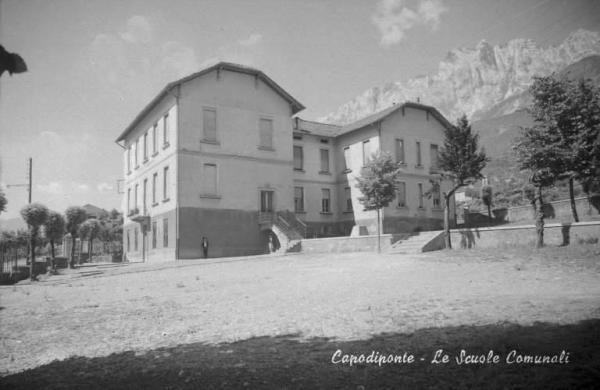 Capo di Ponte - Scuole comunali
