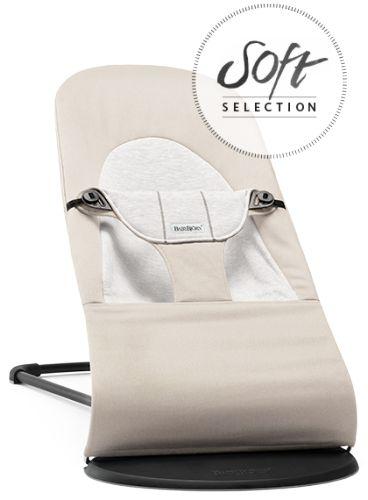 Transat Balance Soft • Beige • Cotton/Jersey