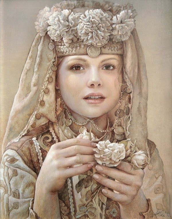 Impressioni Artistiche : ~ Maria Ilieva ~