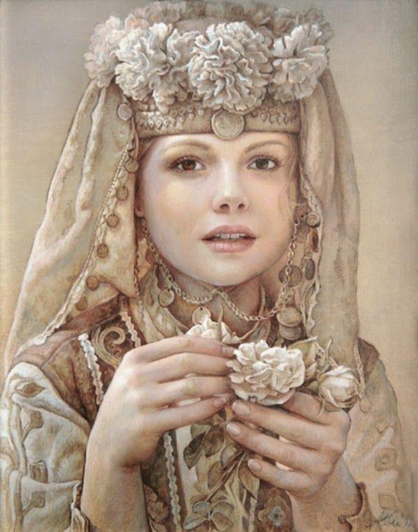 ~ ImpressioniArtistiche ~: Maria Ilieva +