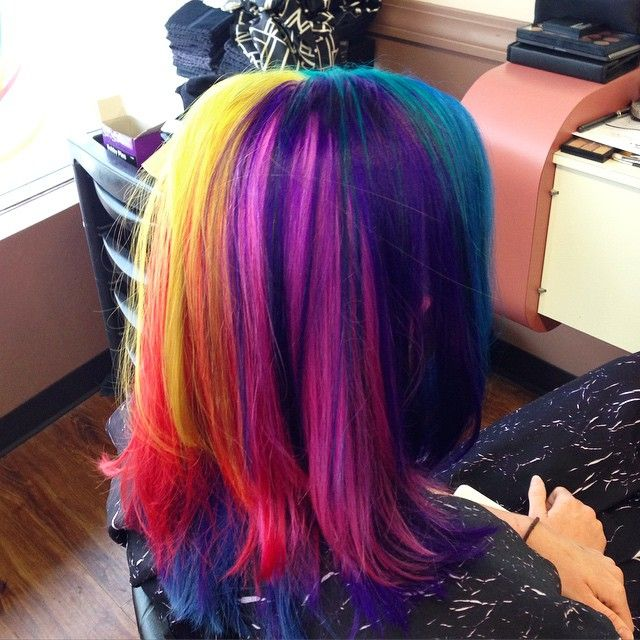 5488 Best To DYE For Images On Pinterest Colourful Hair