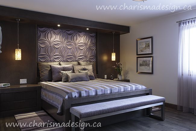 Modern Bathroom & Bedroom Renovation | Charisma, the design experience - Interior Design in Winnipeg