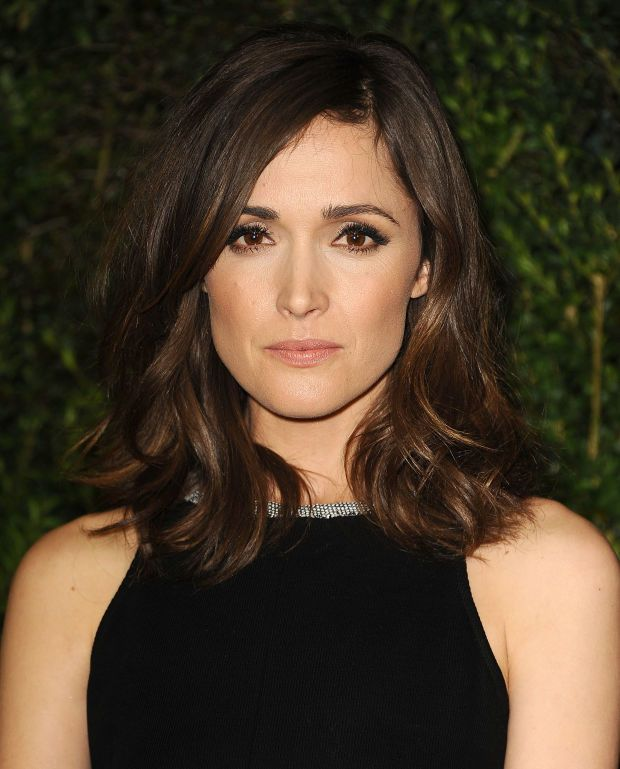 Rose Byrne at the 2013 Chanel pre-Oscar dinner.