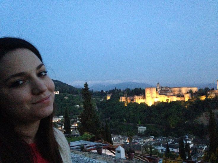 Alhambra...Granada