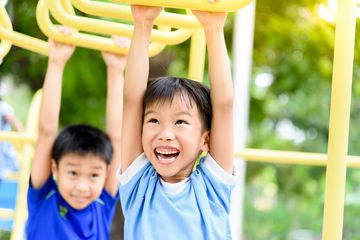 Kids are being injured on playgrounds more despite safety advancements.
