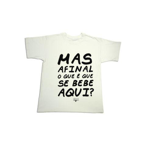 """T-shirt Licor Beirão: """"Mas afinal o que é que se bebe aqui?""""  http://loja.licorbeirao.com/collections/vestuario/products/t-shirt-licor-beirao-mas-afinal"""