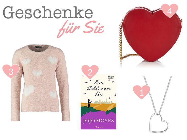 Valentinstag Geschenke für die Freundin