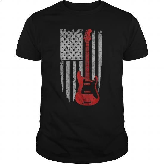 ELECTRIC GUITAR FLAG - #cool t shirts #t shirt websites. SIMILAR ITEMS =>…