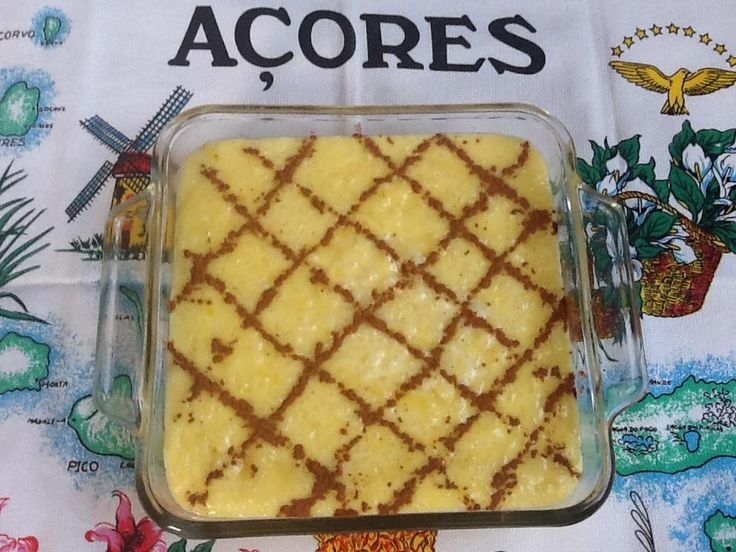 Arroz Doce com Limao - Lemon Rice Pudding!