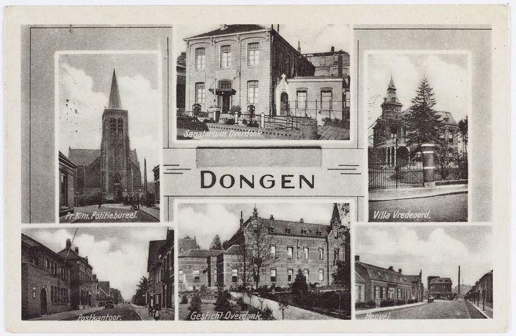 Samen met de Heemkundekring in DONGEN werden 2.500 historische foto's uit Dongen beschreven in onze fotodatabank. Deze beschrijvingen maken het nu voor iedereen mogelijk op deze foto's te zoeken.