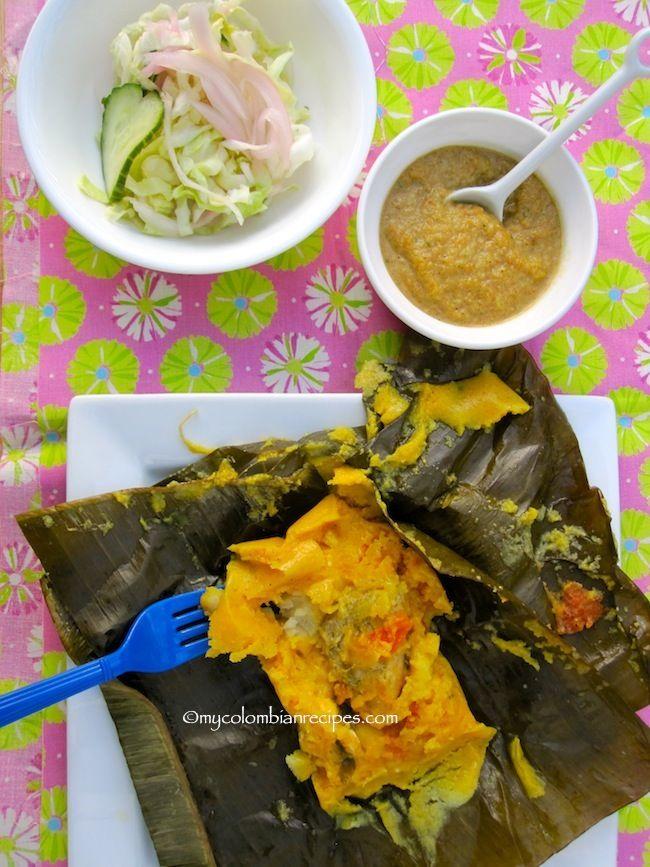 Tamales de Pipían (Pipían Tamales)
