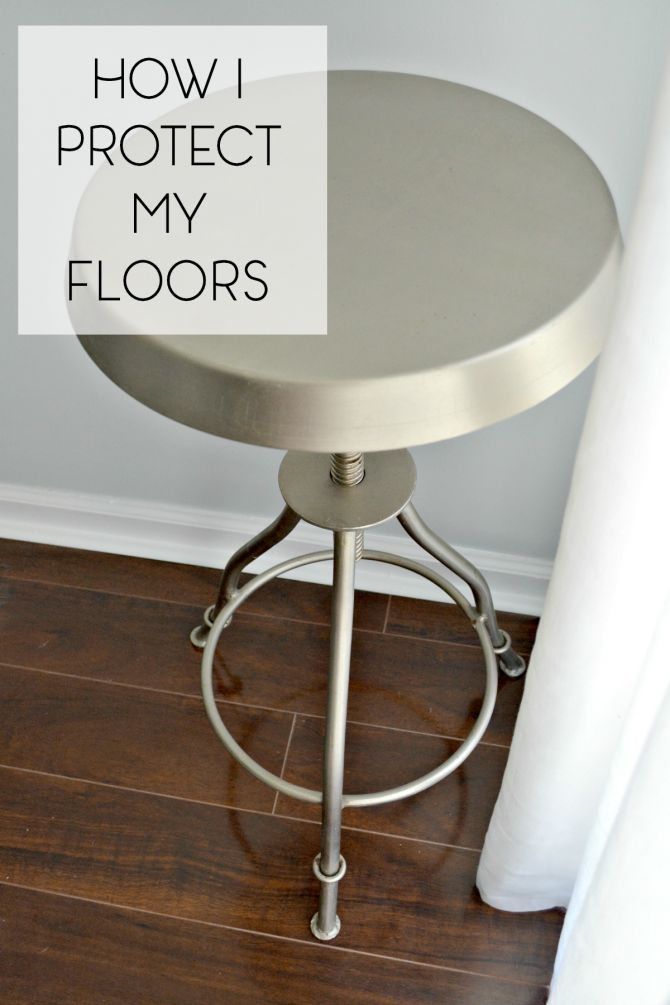 After adding a few bar stools to the new bar area in my kitchen i