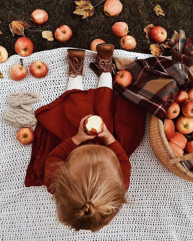 Sweet Fall Look.