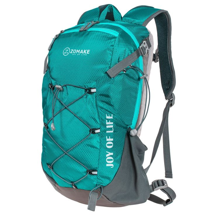 ZOMAKE Hydration Pack High Quality Professional 25L Hydration Backpack With Waterproof Cover Great for Hiking - Biking - Running - Excursions - Lifetime Guarantee => A special product just for you. See it now! : Best hiking backpack