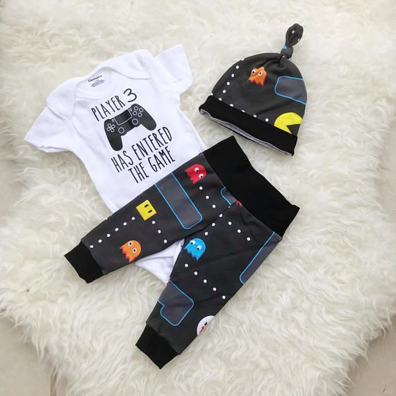 c0228e3d276 Player 3 Has Entered The Game, Future Gamer, Player Three Bodysuit ...