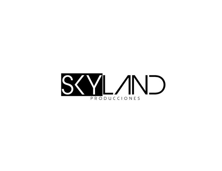 isologo 'Skyland' para Diseño Multimedial.