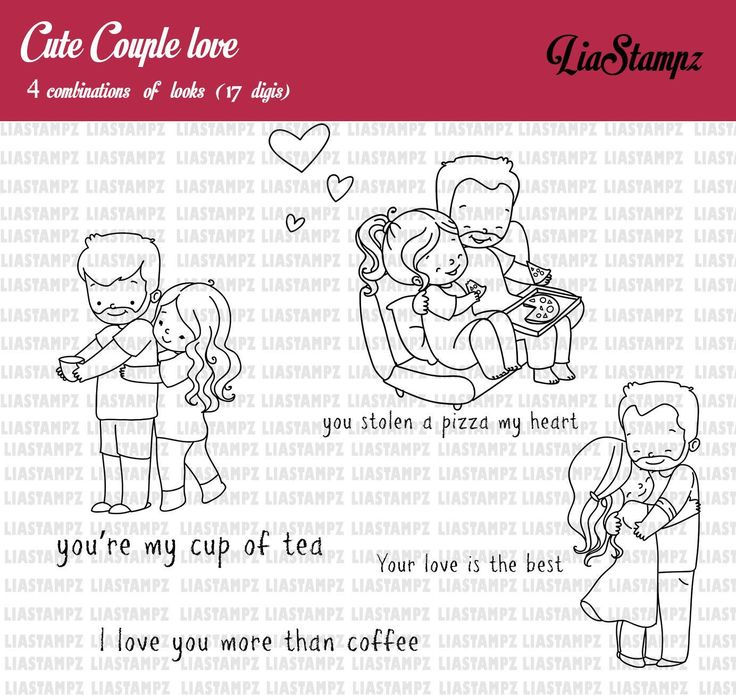 Excited to share the latest addition to my #etsy shop: Digital stamp - #cute couple #love set. #valentines #digital stamp. #anniversary digi stamp. #love is simple digi. LiaStampz #supplies #cardmakingstationery #digitalstamps #liastampz #digistamp #stampset #couple #kawaiicouple #valentinesstamps http://etsy.me/2CzlKil
