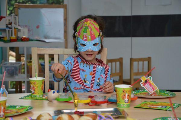 l Kindergeburtstag das verhexte Gummitier