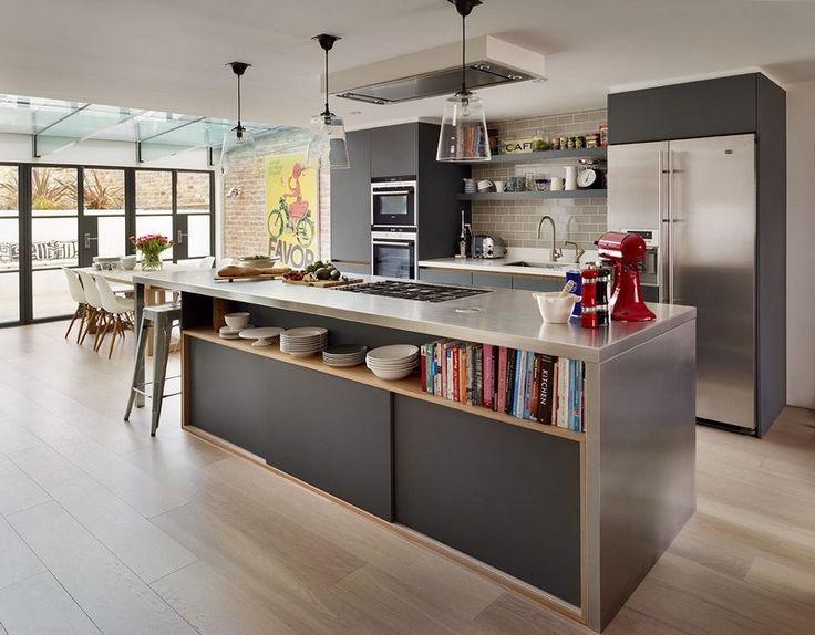 les 20 meilleures id es de la cat gorie frigo inox sur pinterest. Black Bedroom Furniture Sets. Home Design Ideas