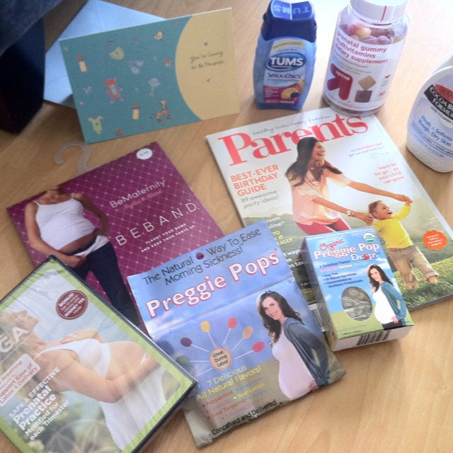 Gifts For Newly Pregnant Women 107