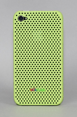 Yes! Karmaloop.com even has iPhone cases! This one is perforated therefore it allows your phone to cool down, and not over-heat...perfect for summer! This is orginally 24.00 but on sale for $10.00 with other colors in stock too! and don't forget the rep code: 0666 for another 20% off!