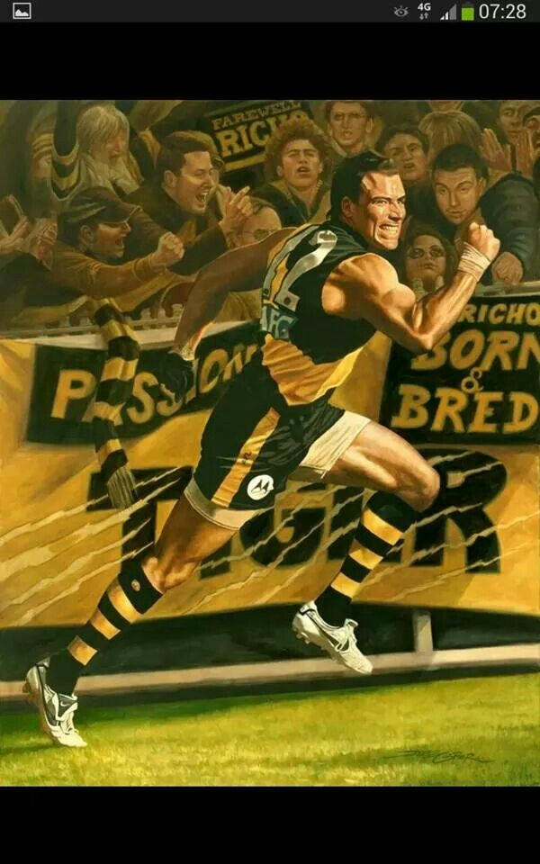 Matthew Richardson inducted into the AFL hall of fame