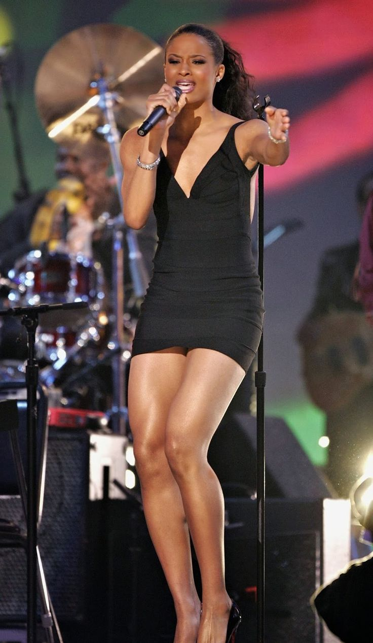 Ciara Grammy 2006 Performance