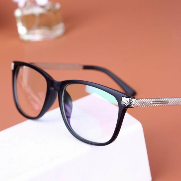 korean 2014 new plain glasses eyeglasses frame optical glasses new design fashion computer glasses oculos de grau US $6.19