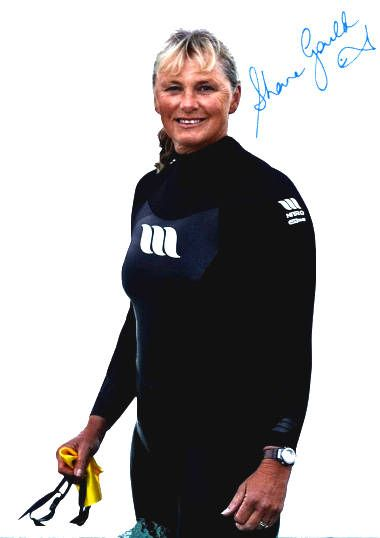 Shane Gould is the only swimmer in history to hold all freestyle world records, 100m, 200m,  400m, 800m, 1500m and the 200m Individual Medley at the same time.